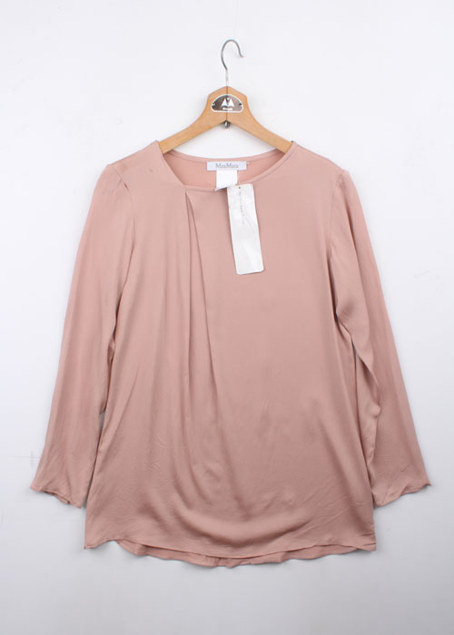 MAX MARA silk top