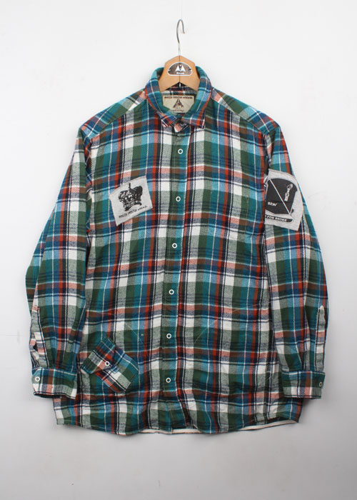 BOOZE DESIGN WORKS shirts jacket