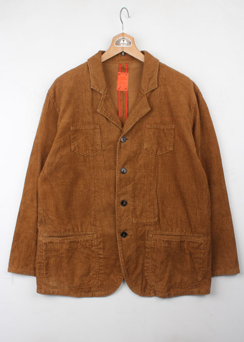 KATO TOOL PROJECT corduroy jacket
