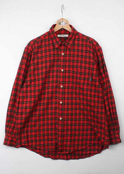 PERSON'S check shirts