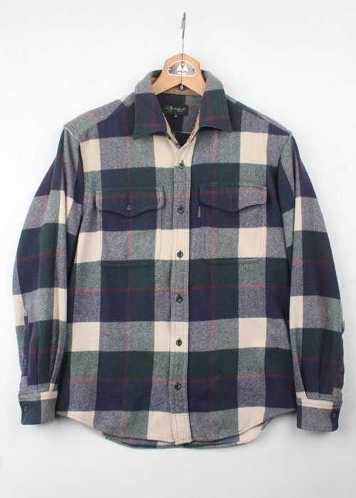 whole earth wool shirts