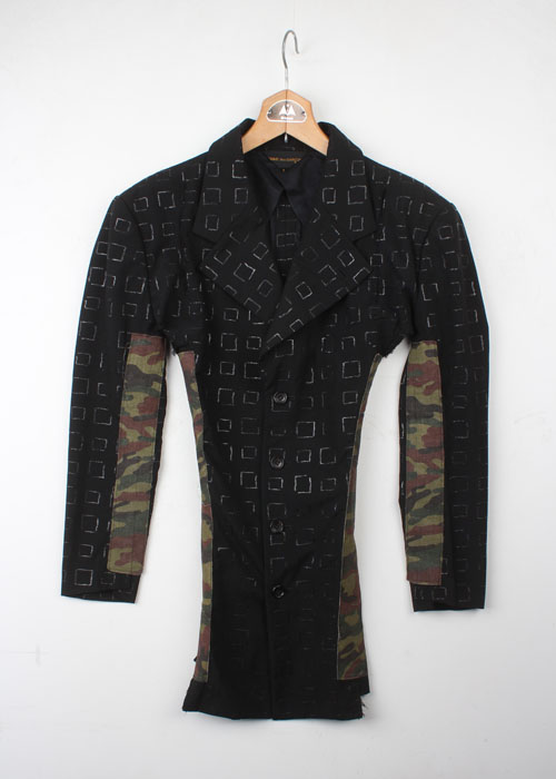 COMME des GARCONS collection coat