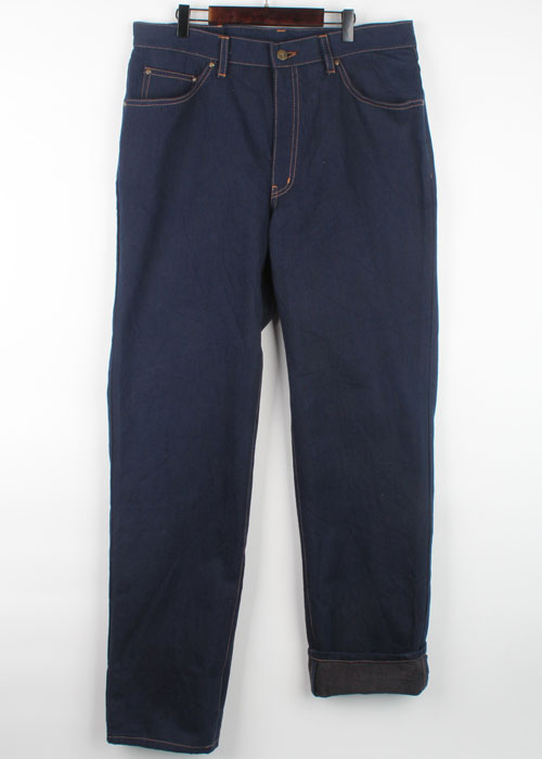 RAMPUYA indigo denim pants(35)