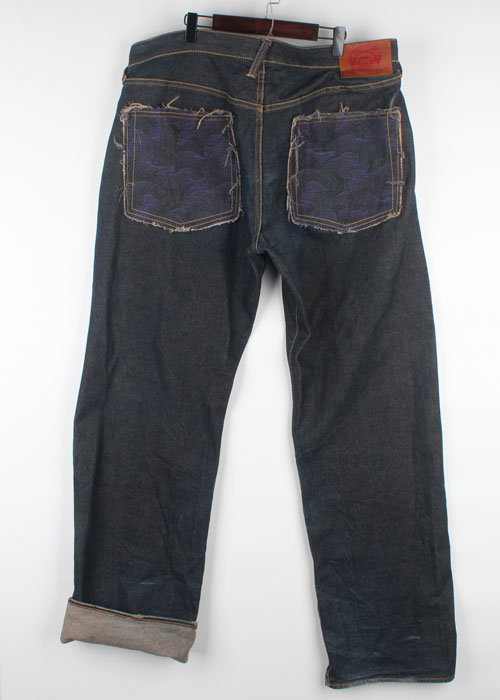 RMC by MARTIN KSOHOH selvedge jeans(38)