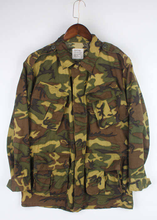 HOUSTON jungle fatigue jacket