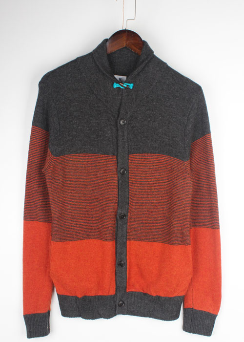 R.NEWBOLD wool knit cardigan