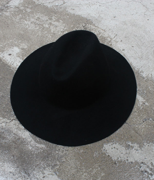 qcillo&c for UNITED ARROWS felt wool hat
