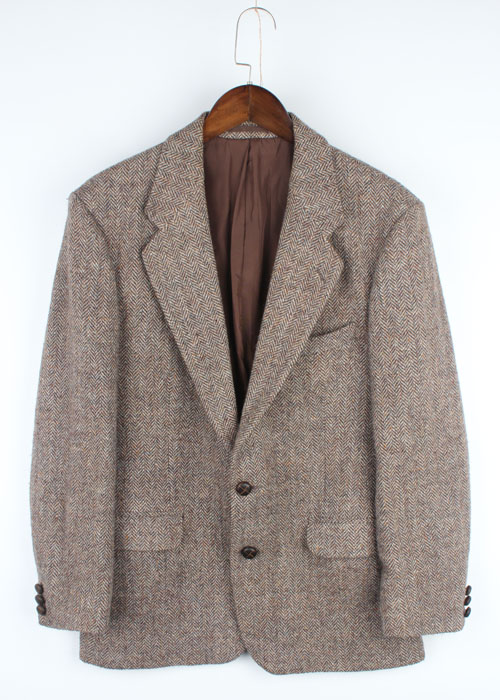 St.Michael x HARRIS TWEED jacket