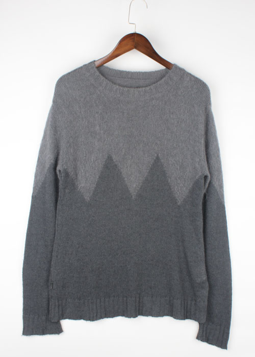 "UNDER COVER ""melting pot"" knit"