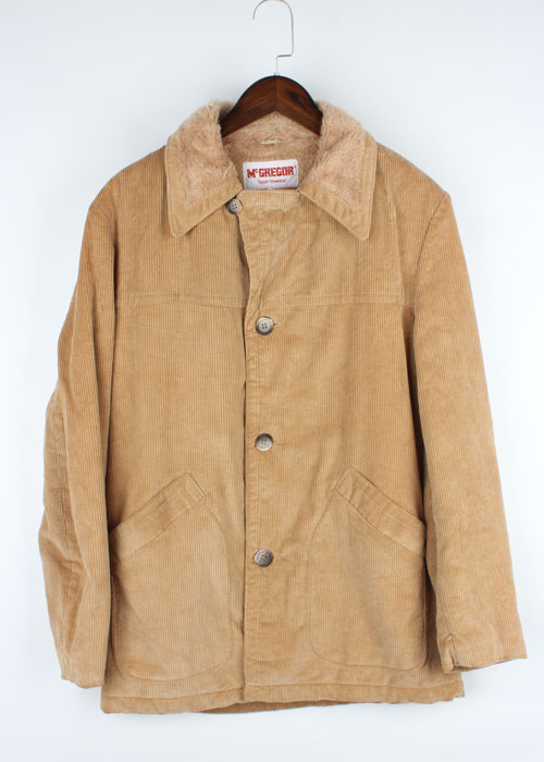 McGREGOR corduroy jacket