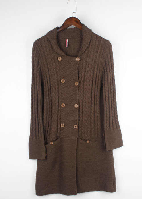 mmo natural knit cardigan