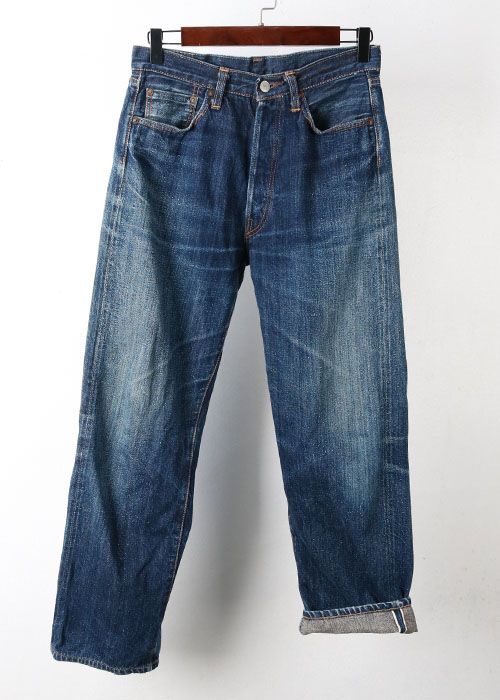 RETRO CRAFT OVERALL selvedge (30)