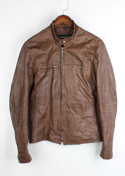 Harley Davidson single rider jacket