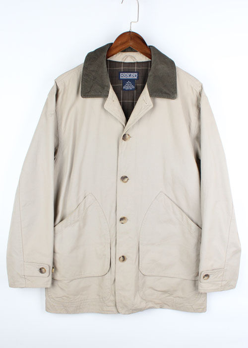 LANDS' END hunting jacket