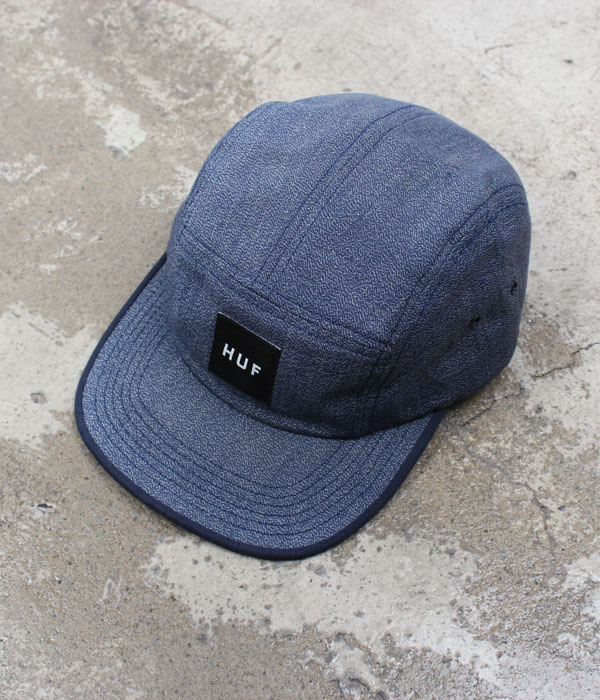 HUF camp cap