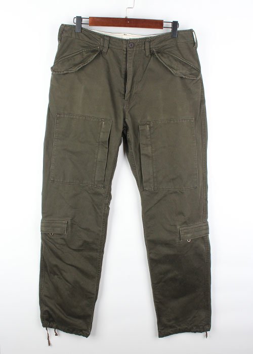 GREEN LABEL RELAXING cargo pants(33)