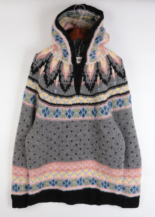 PINK HOUSE wool sweater