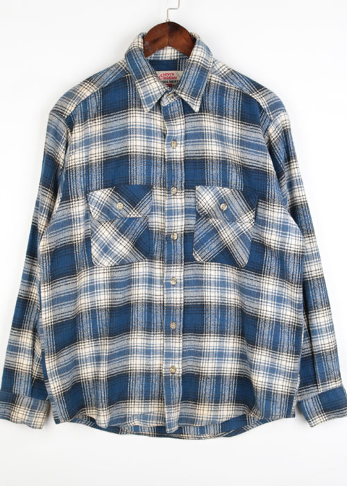 LEVI'S ALASKA SHIRTS (MADE IN U.S.A)