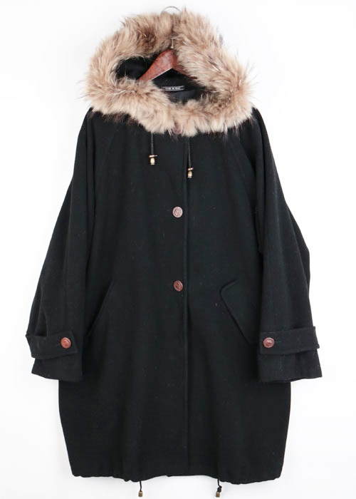 Tagliente over size wool coat