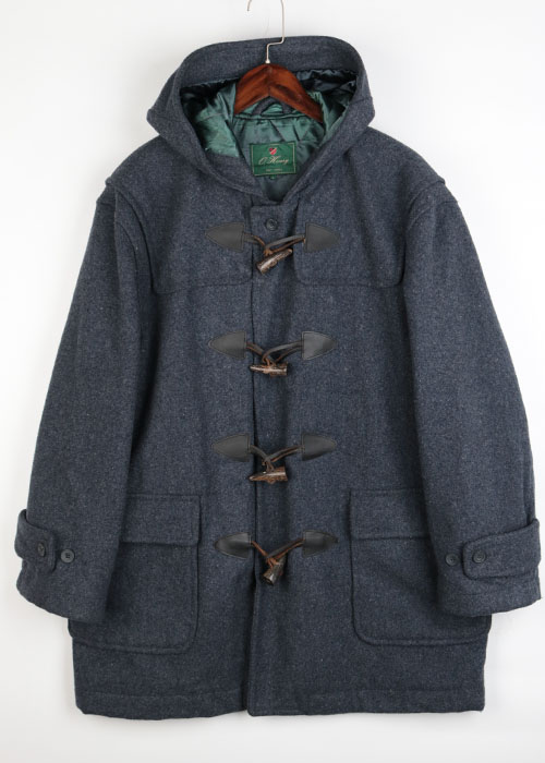 O.Henry over size duffle coat