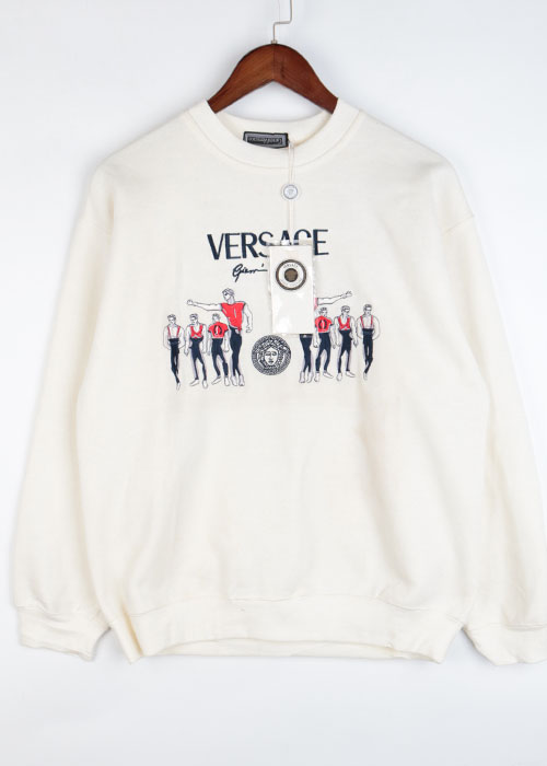 VERSACE sweat shirts(새제품)