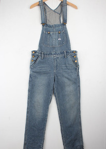 Lee slim fit denim overall