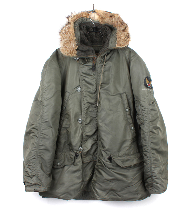 SOUTHERN ATHLETIC 1963'S USAF FLYING JACKET TYPE N-3B PARKA