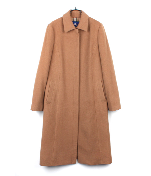 BURBERRY BLUE LABEL wool coat