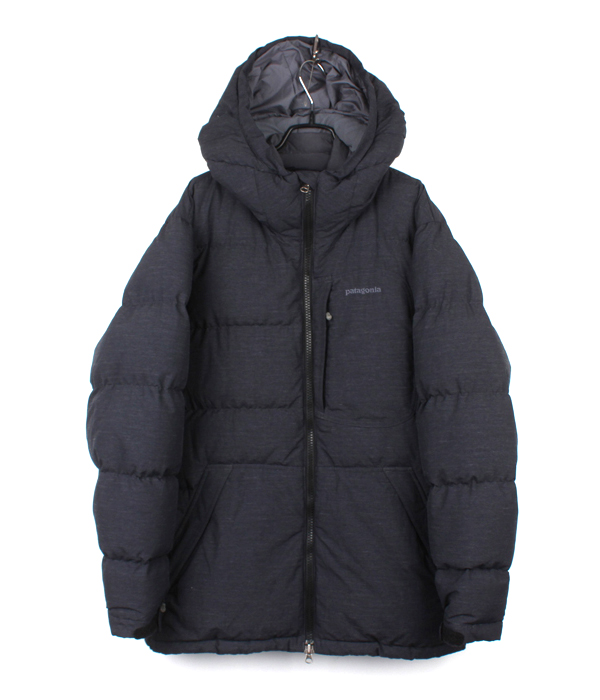 patagonia goose-down jacket