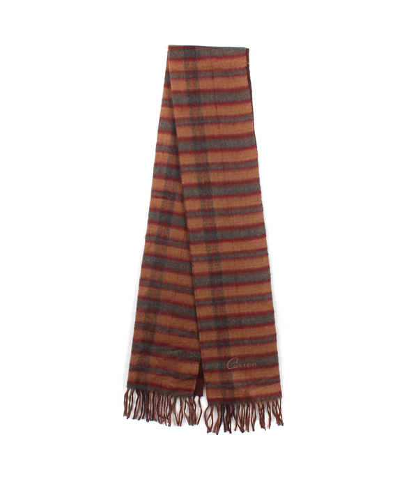 CARVEN wool scarf