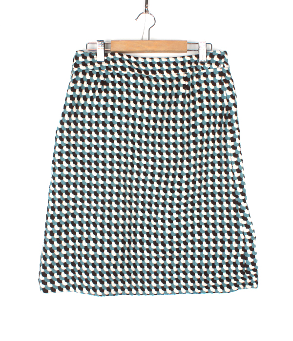 croeigro wool skirt