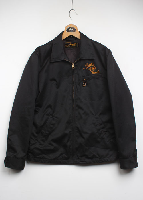 Cootie Production chain stitch jacket