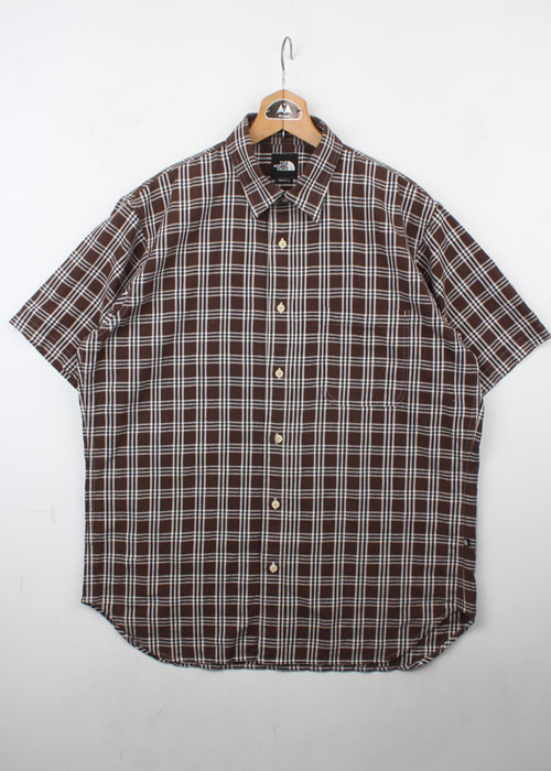 THE NORTH FACE check shirts