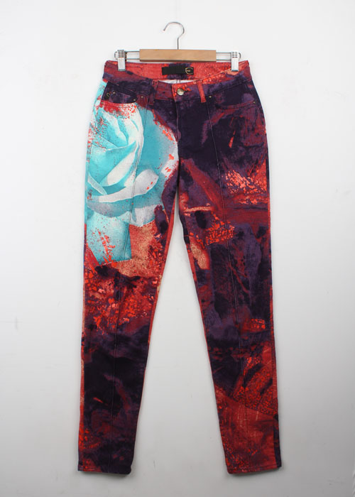 JUST CAVALLI skinny pants