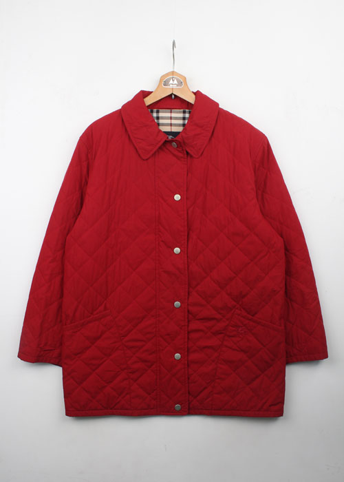 BURBERRY quilting coat