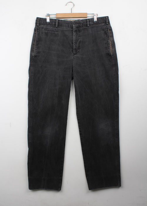 BURBERRY washed chino pants()