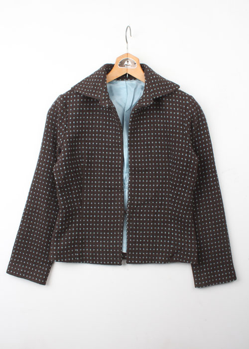 Hampstead tweed wool jacket