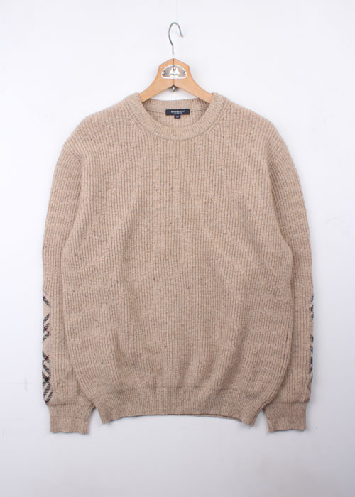 BURBERRY wool&silk sweater
