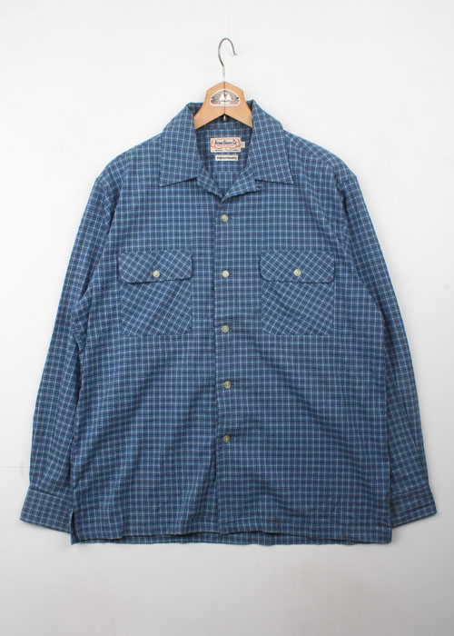 (+1)ATOMIC BANNANA CO. work shirts