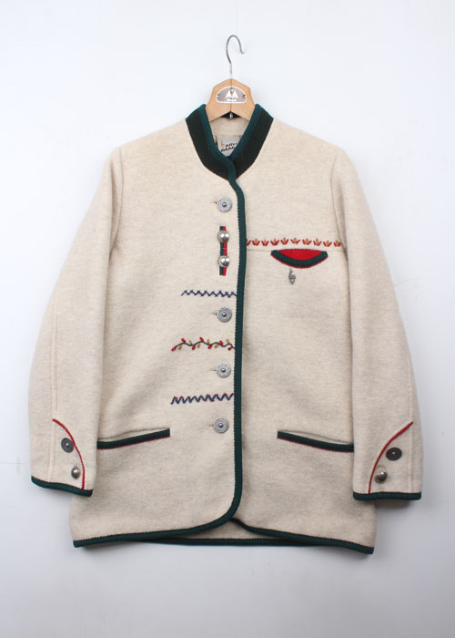 KITZ-PICHLER wool jacket