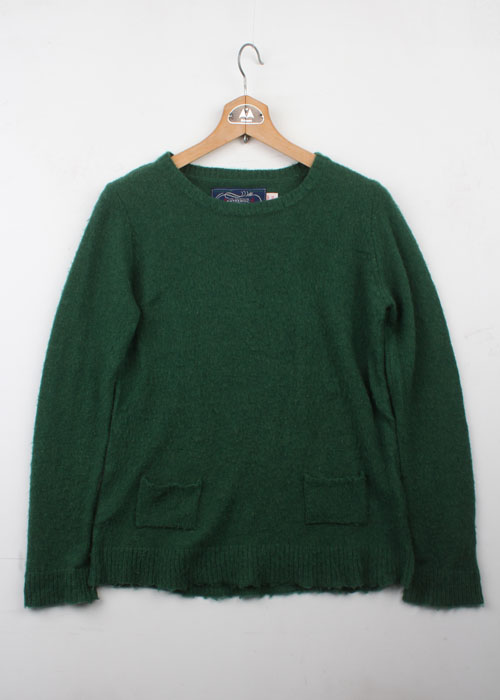 (+1) CUBE SUGAR wool knit