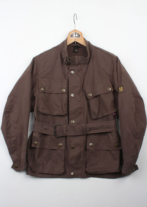 Belstaff motorcycle jacket