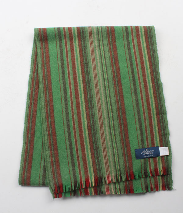 John Scott wool scarf