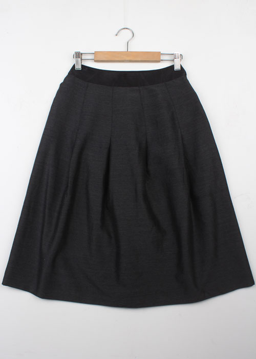 Chloe wool&silk skirt
