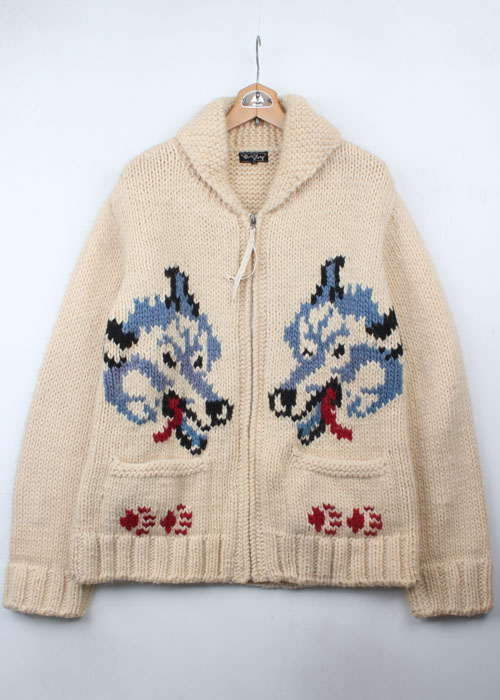 Or Glory cowichan sweater jacket