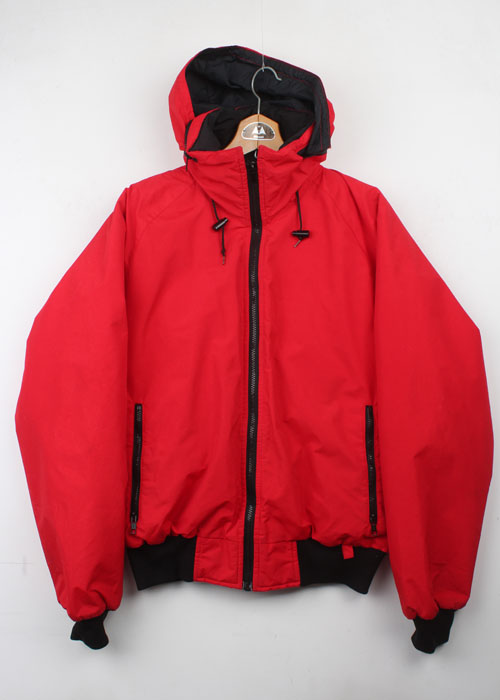 SWING WEST gore-tex down jacket