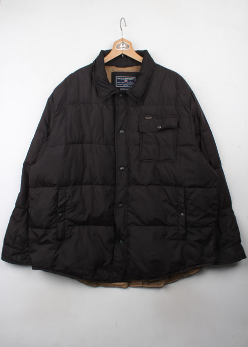 POLO SPORT down shirts jacket