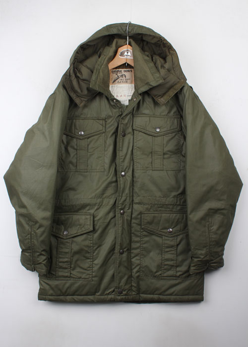 A.J.S.CO., down parka
