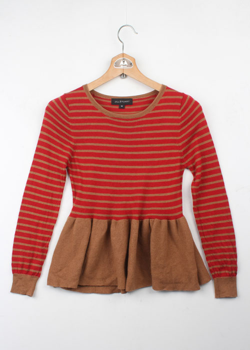 JILL STUART wool knit