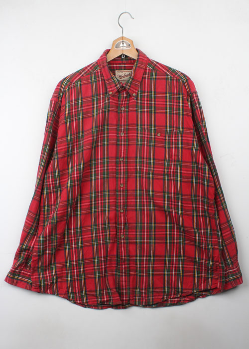 Woolrich check shirts
